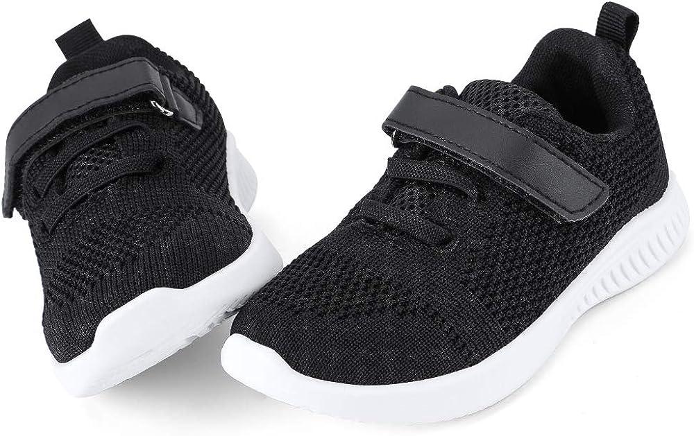 nerteo Toddler//Little Kid Boys Girls Shoes Running//Walking Sports Sneakers