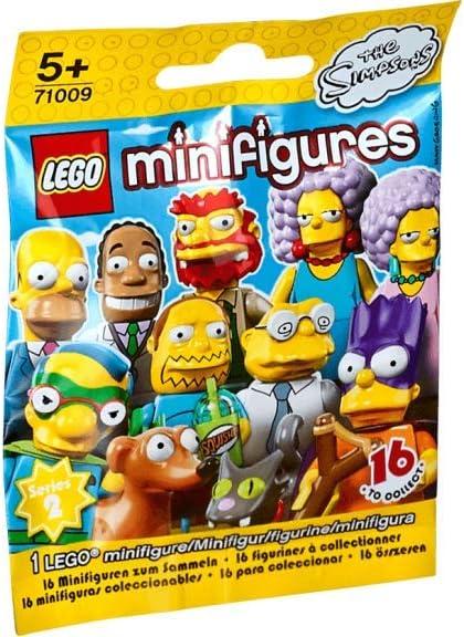 EDNA KRABAPPEL NEW Lego Minifigures The Simpsons Series 2