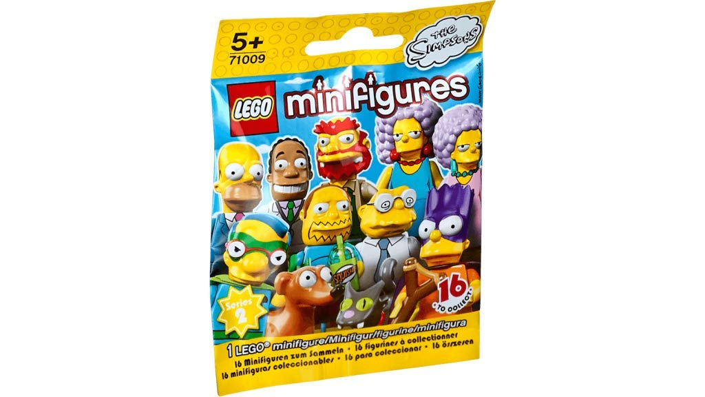 LEGO Minifigures Simpsons 2  71009