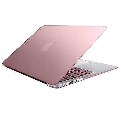 brand new 5eae1 661d8 MacBook-Air-13-Shell, RiverPanda Lightweight Ultra Slim Metallic ...