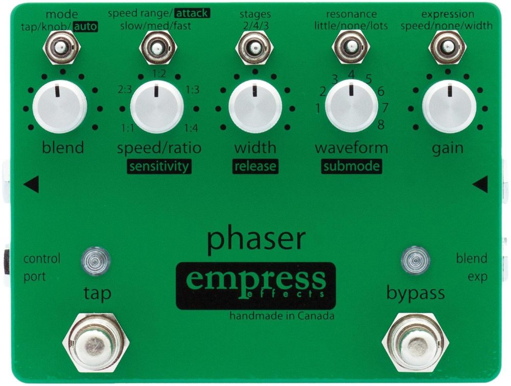 Top 13 Best Phaser Pedal for Guitar Reviews in 2020 6