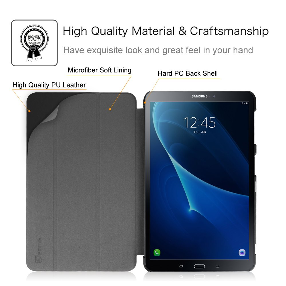 Tablet Accessories Honest Clear Soft Ultra Slim Tablet Screen Protectors For Samsung Galaxy Tab A 10.1 2016 T580 T585 10.1 Inch Protective Film