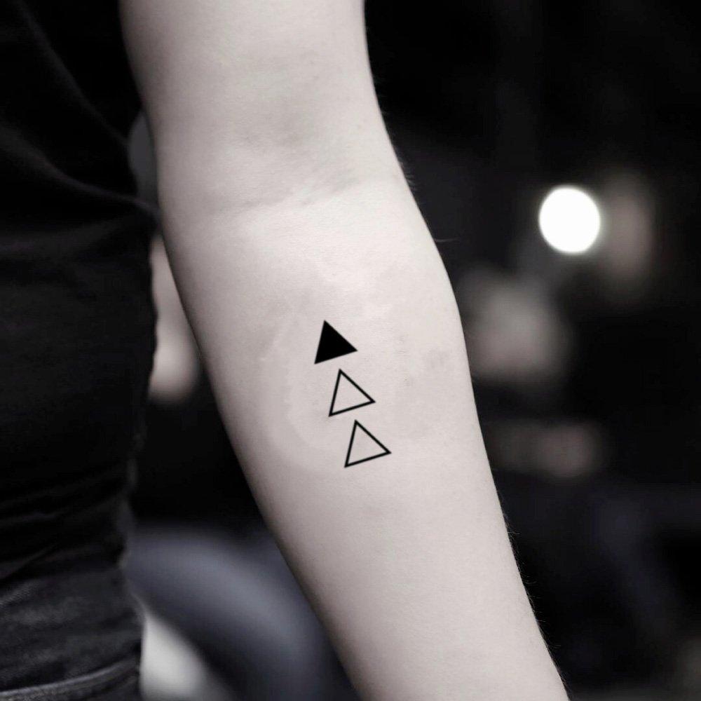 Tatuaje Temporal de Emparejamiento de hermanos (2 Piezas) - www ...