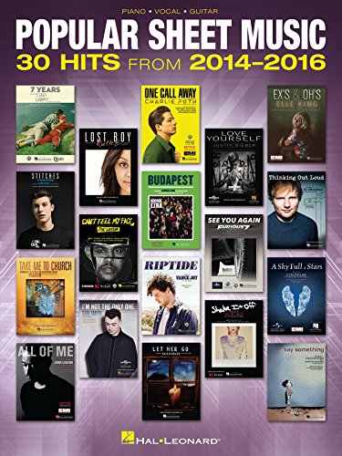 Amazon popular sheet music 30 hits from 2014 2016 ebook hal popular sheet music 30 hits from 2014 2016 by hal leonard corp fandeluxe Images