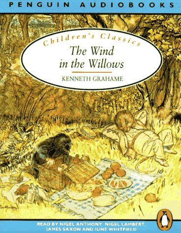 The Wind in the Willows (Classic, Children's, Audio)