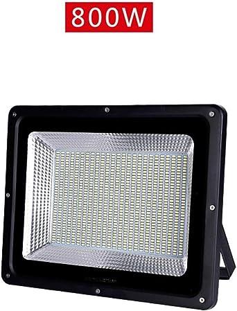 Proyectores Led Exterior Proyectores Led Exterior, Jardín Plaza Ver Proyección Lámpara Ingeniería De Túneles Lámpara De Seguridad Alta Potencia Foco Proyector LED Reflector (Size : 800W): Amazon.es: Iluminación