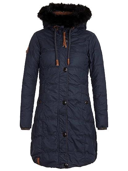 Naketano Female Zipped Jacket Heul Doch