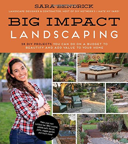 Big Impact DIY Landscaping Projects