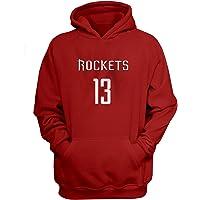 NSJ Sportive- Unisex Houston Rockets Harden Hoodie
