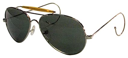 35486b64b9b Image Unavailable. Image not available for. Color  Rothco Aviator Air Force  Style Sunglasses
