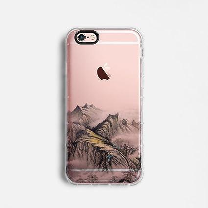 iphone 6 coque montagne