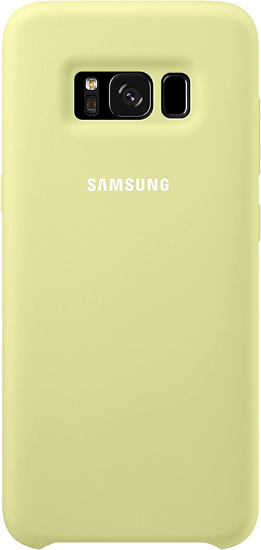 Samsung Dream Silicone Cover, Funda para smartphone Samsung Galaxy S8, Verde: Amazon.es: Electrónica