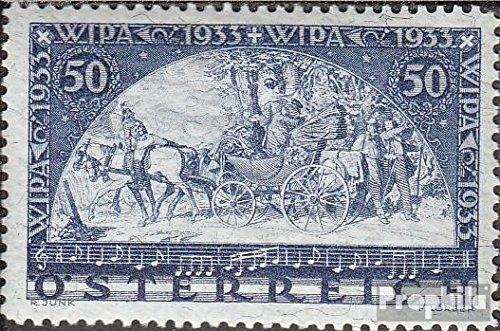 Prophila Collection Österreich 556A 1933 WIPA (Briefmarken für Sammler)