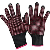 Heat Resistant Glove for Hair Styling,UsongShine Anti-Slip...
