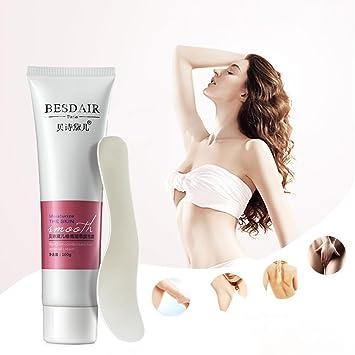GSTONE Crema depilatoria no permanente para cabello chino 10 minutos eficaz para hombres y mujeres eliminación de hierbas general pelo rápido: Amazon.es: ...