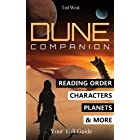 Dune Companion: Novels Reading Order, Characters, Planets & More in Frank Herbert's books series (Book Universes 2)