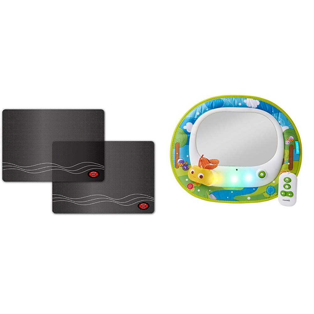 Brica by Munchkin Entertain On the Go Travel Accessory Set