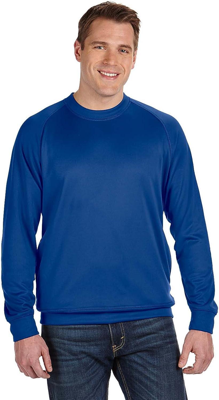Russell Athletic 852EFM Unisex Adult Tech Fleece Crew Sweatshirt