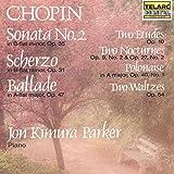 Chopin: Scherzo/Ballade/Etudes/Nocturnes; Jon Kimura Parker