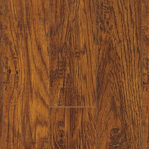 Heritage Laminate Flooring - Pergo XP Highland Hickory 10mm Thick x 4-7/8 in. Wide x 47-7/8 in. Length Laminate Flooring (13.1 sq. ft. / case)