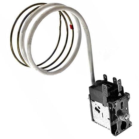 Spares2go termostato para Haier Econic 300 por serie nevera ...