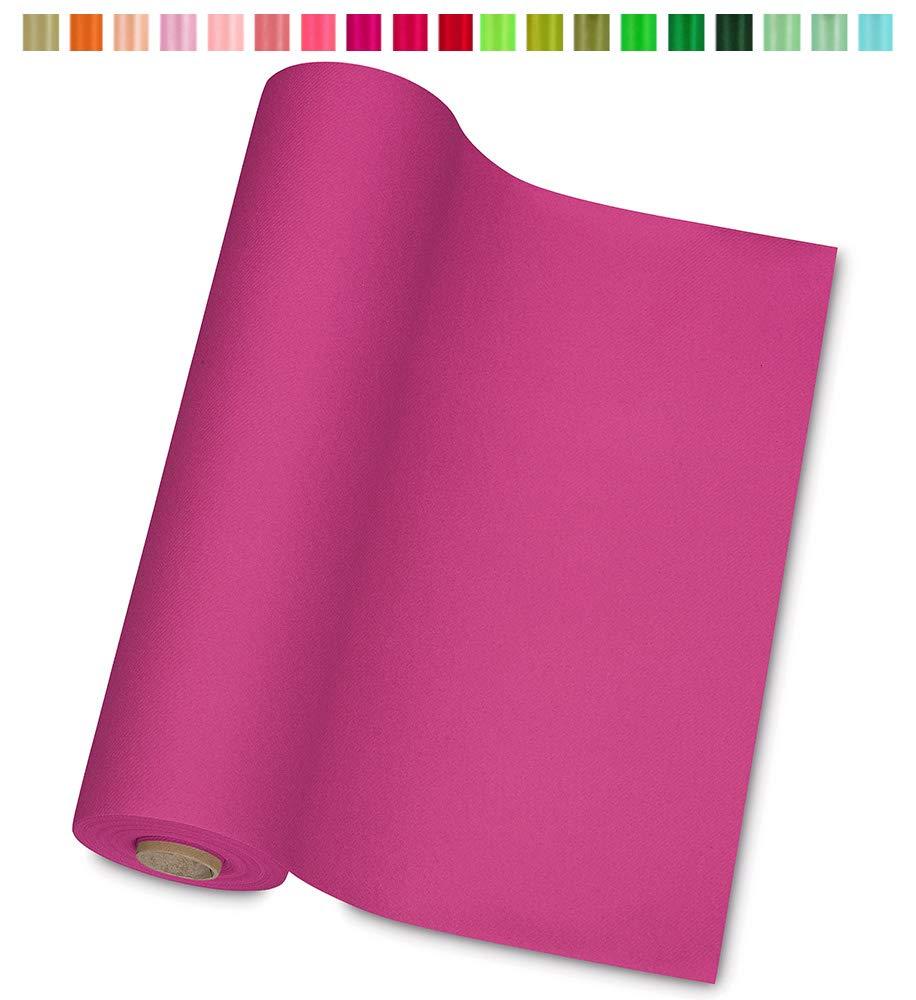 10m Tischl/äufer stoff/ähnlich 40cm in Premium Qualit/ät taupe 823