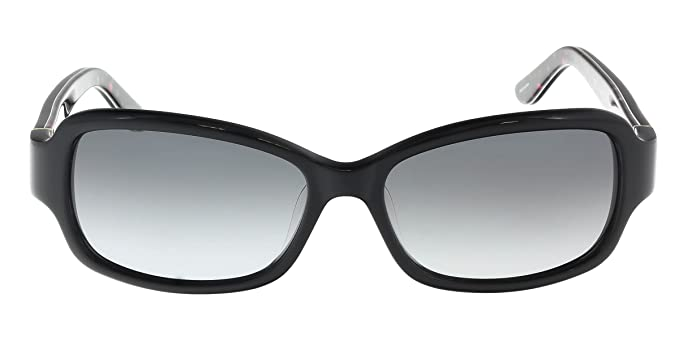 a1dfeacd88d JUICY COUTURE Sunglasses 555 F S 0807 Black Floral 55MM  Amazon.ca   Clothing   Accessories