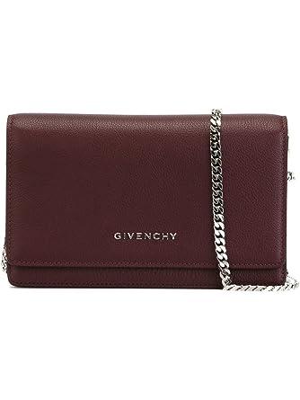 nouvelle version magasins populaires belle qualité Givenchy Femme bc06250012642 Bordeaux Rouge Portefeuille en ...