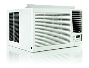 Friedrich Chill Series EP12G33B Window Air Conditioner with Electric Heater, 12,000 BTU, 230v