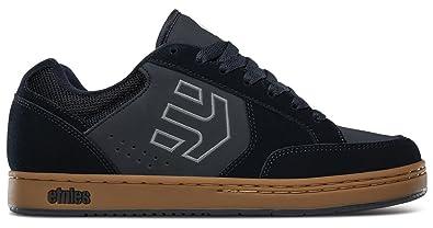 Etnies Scout, Chaussures de Skateboard Homme, Noir (Black/Black/Gum 544), 37 EU