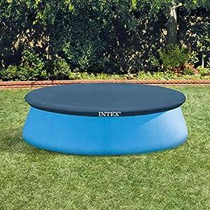 Intex 28020 – Cobertor piscina hinchable Easy Set 244 cm