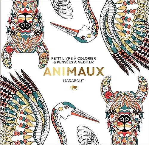 Livre Animaux – Marabout