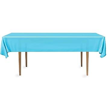 Amazon Com Decorrack 2 Rectangular Tablecloth Bpa Free Plastic