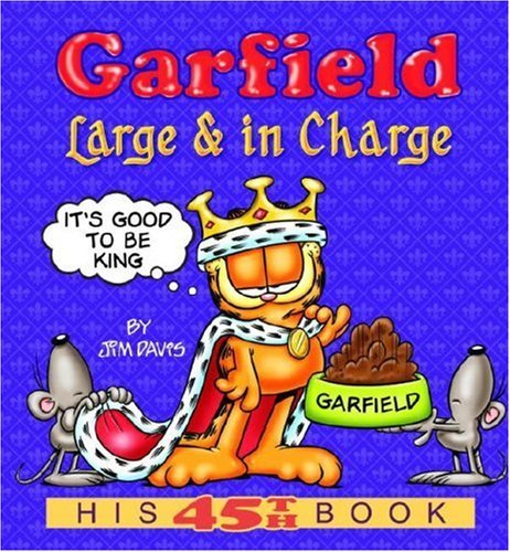 - Garfield: Large & in charge (Garfield New Collections) by Jim Davis (27-Feb-2008) Paperback