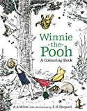 Winnie-the-Pooh: A Colouring Book (Colouring Books)