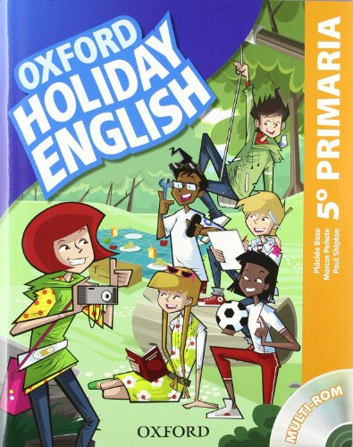 Holiday English 5º Primaria. Pack Spanish - 3rd Edition (Holiday English Third Edition) - 9780194546324
