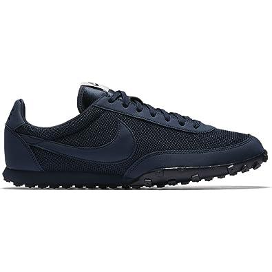sale retailer ab02b d833a Nike - Basket Waffle Racer 17 PRM 876257-400 Marine - Couleur Bleu - Taille