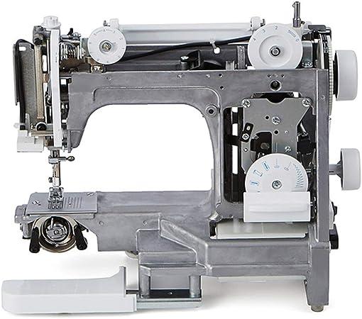ZL Maquina De Coser Electrica,32 Puntadas 2 Velocidades Maquina De Coser Portatil,Máquina De Coser Pequeñ con Luz De ...