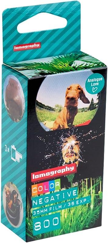 Lomography Color Negative 800 35mm Film