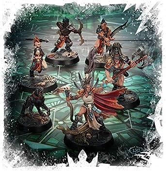 Games Workshop Warhammer UNDERWORLDS NIGHTVAULT Cazadores DIVINOS JURADOS