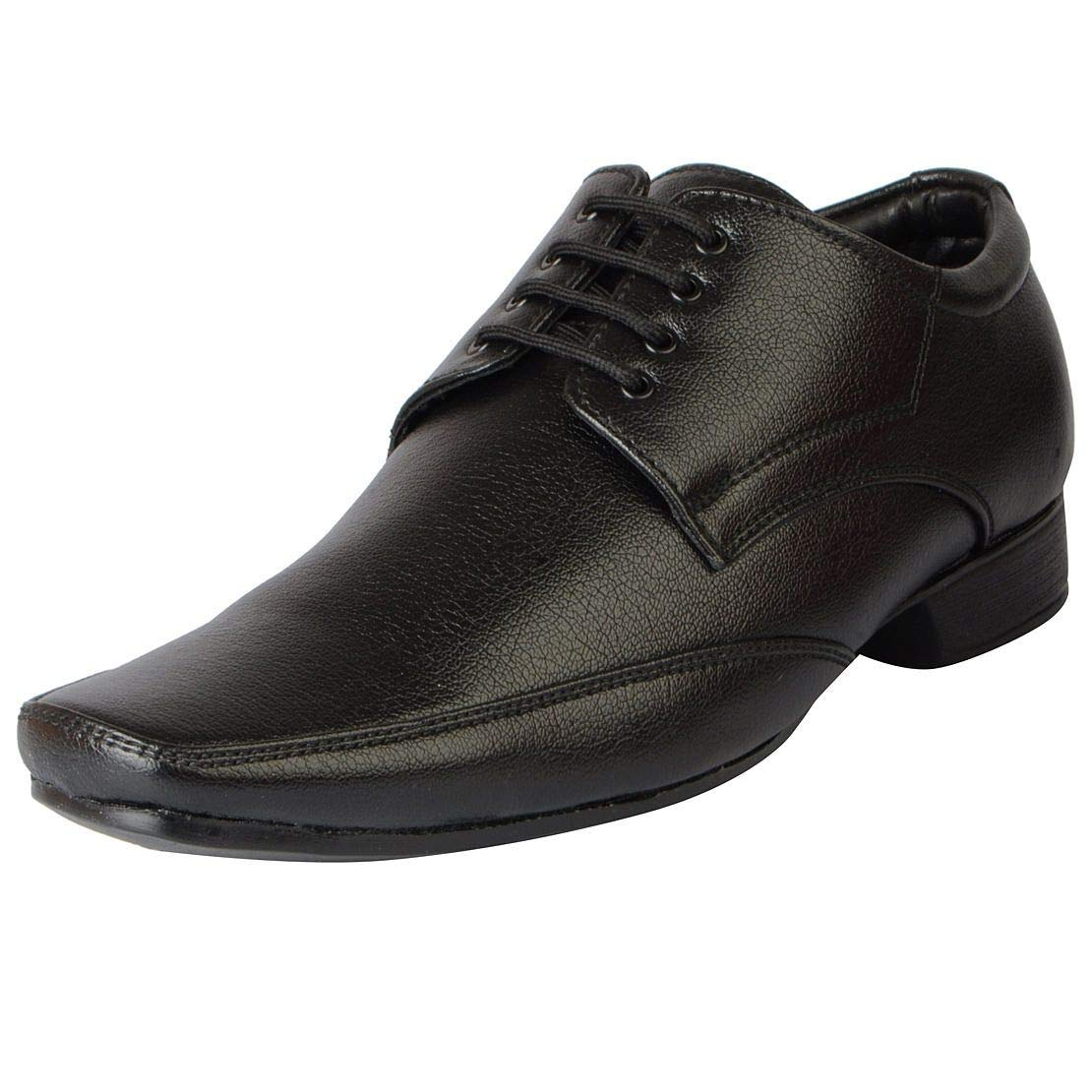 Bata Men's formal shoes Lace-up black