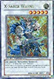 Yu-Gi-Oh! - X-Saber Wayne (DT01-EN089) - Duel Terminal 1 - 1st Edition - Ultra Rare offers