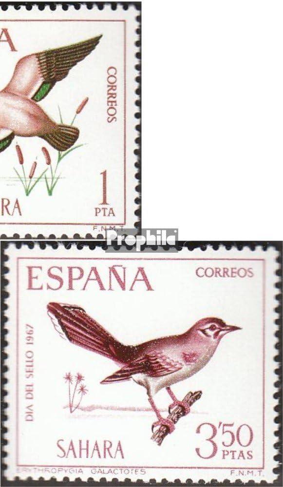 Prophila Collection Spanisch Sáhara 293-295 (Completa.edición.) 1967 día el Sello: Aves (Sellos para los coleccionistas) Aves: Amazon.es: Juguetes y juegos