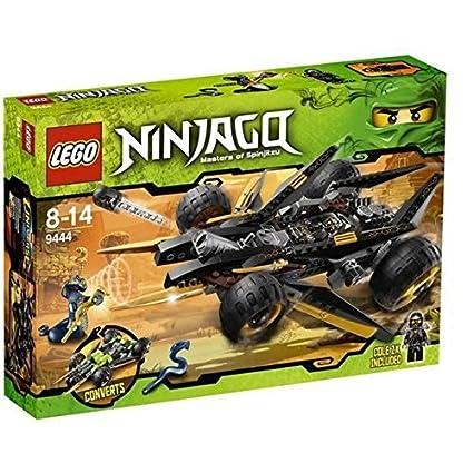 Amazon.com: LEGO Ninjago Coles – Banda de rodadura Assault ...