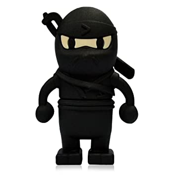818-Shop No31500080064 USB-Pendrive 64GB Ninja espadas 3D ...