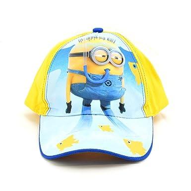 c03938e9de9f1 Casquette pour Enfant Minions: Amazon.fr: Vêtements et accessoires