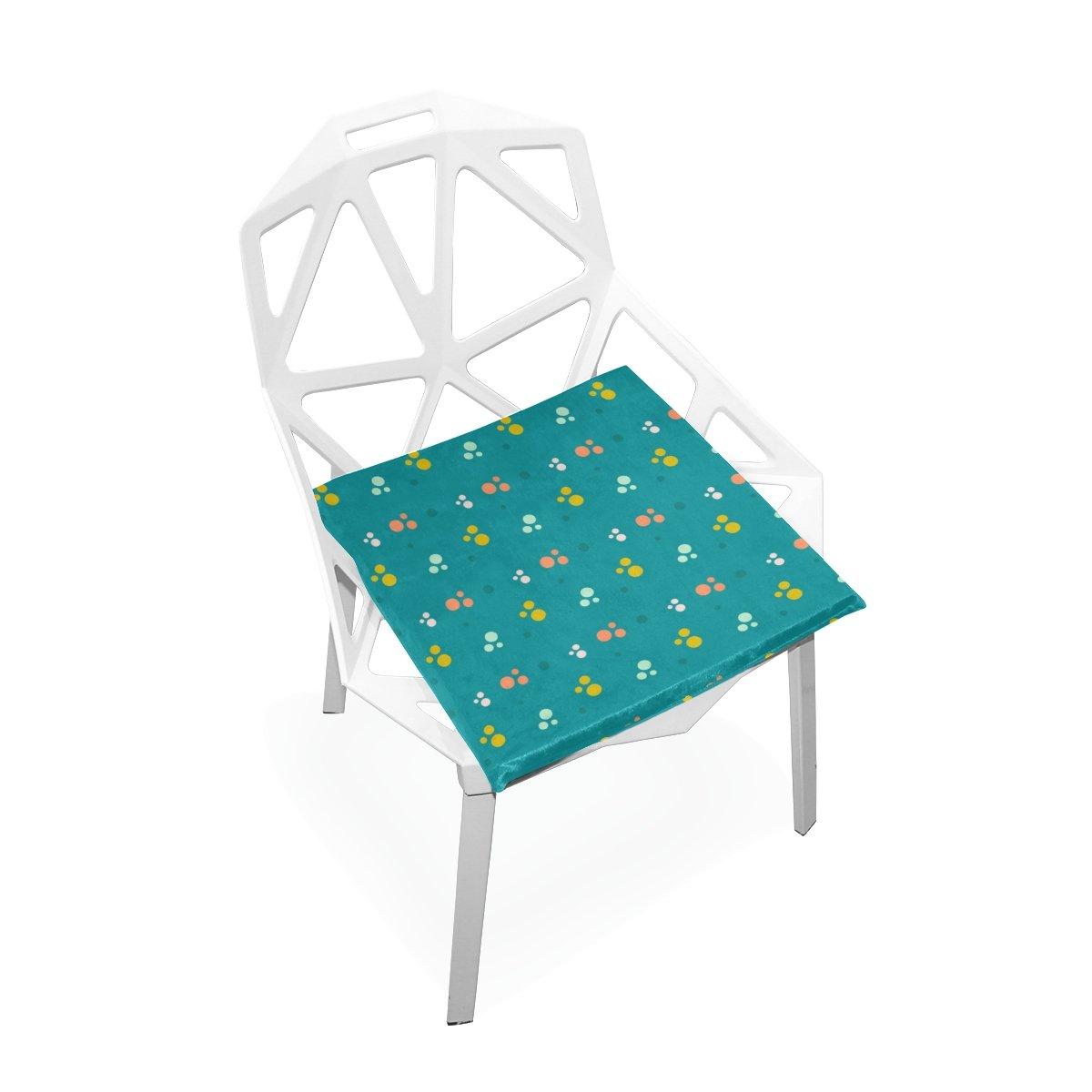 Amazon com xinxin seat cushion colorful feet cushions soft chair pad nonslip chair pads cushions home decor for patio furniture dining room 16 x 16