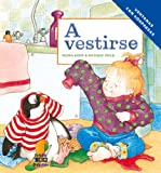 img - for A vestirse (Ventanas con Sorpresas) (Spanish Edition) book / textbook / text book
