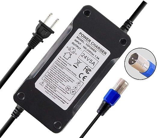 Accessory USA 24V AC DC Adapter for Cincon Electronics TRG36A24-12E03 TRG36A24-12E03-Level-V 24VDC 24 Volts Desktop Power Supply Cord