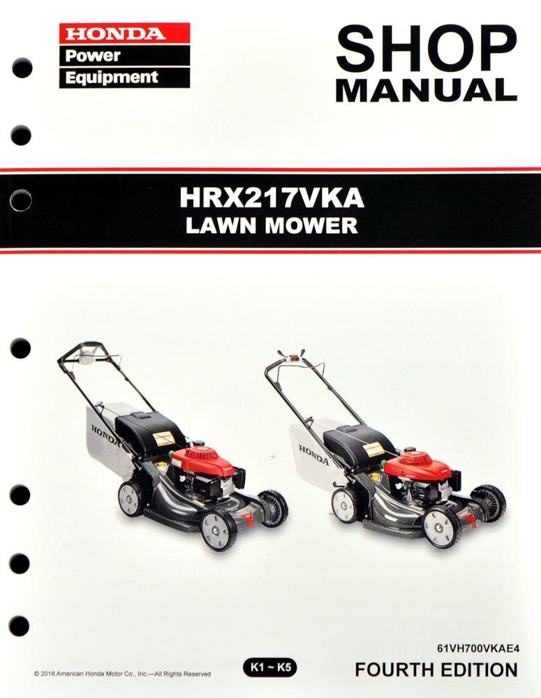 honda hrr216vya mower parts diagram  honda  auto wiring